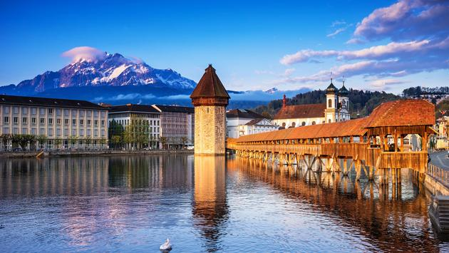 Lucerne, Switzerland, CIE Tours