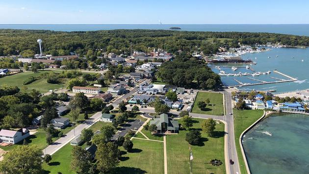 Downtown Put-in-Bay