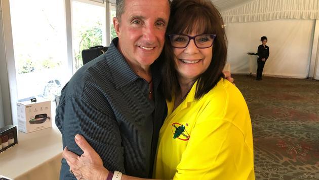 Cheryl Gatto and Dan Trankina