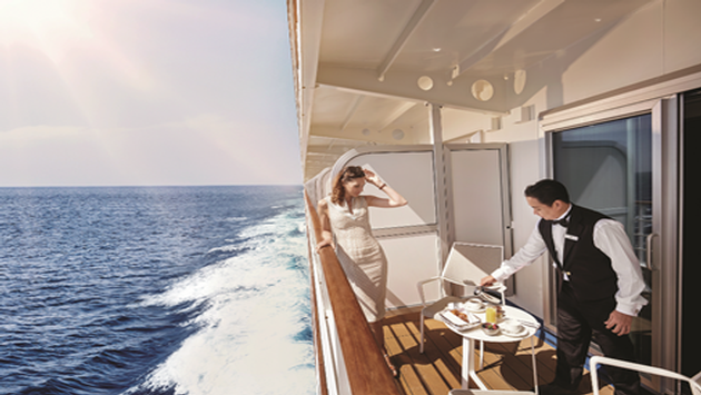 Silversea Luxury Cruise