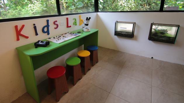 Kids Lab at Mashpi Lodge