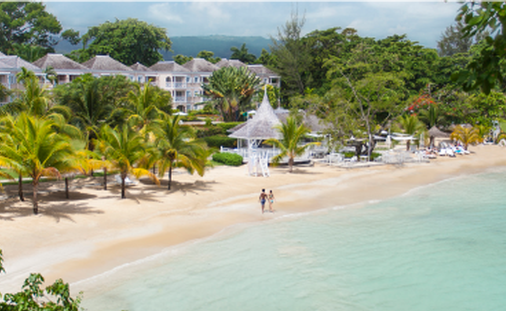Love is a Trip - Receive Savings up to 53% + Added Values at Couples Resorts