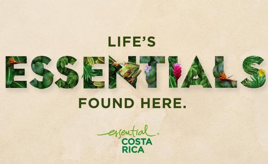 Life's Essentials - nouvelle campagne du Costa Rica