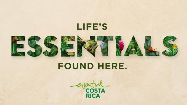 Life's Essentials - nouvelle campagne du Costa Rica