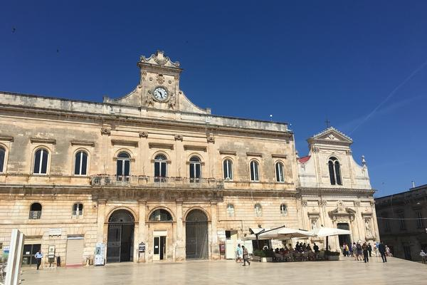 Puglia is Focus of One-Week Heritage Tour from Sophia's Travel