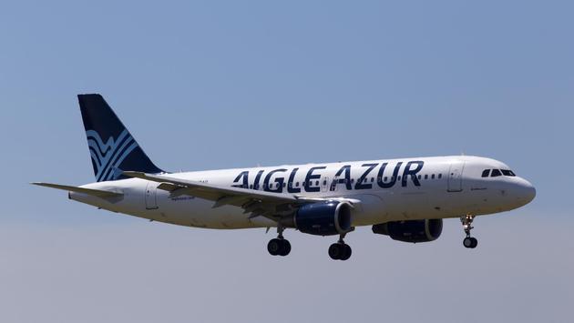 Aigle Azur Airbus A320-200 aircraft