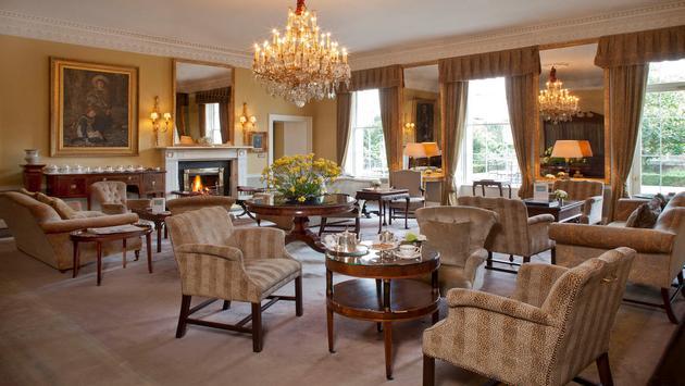 Georgian splendor at The Merrion Hotel in Dublin Ireland