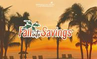 AMResorts: Fall into Savings