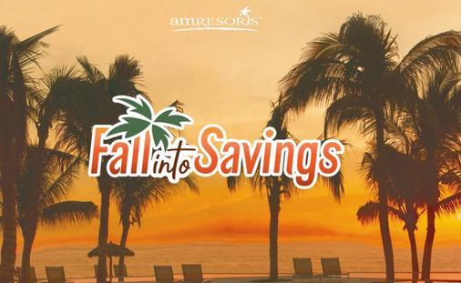 AMResorts: Fall into Savings