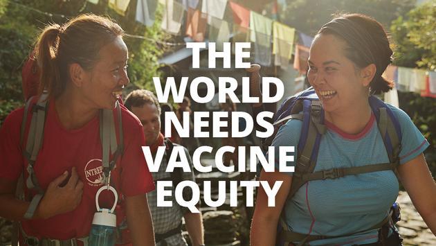 Intrepid Travel Vaccine Equity