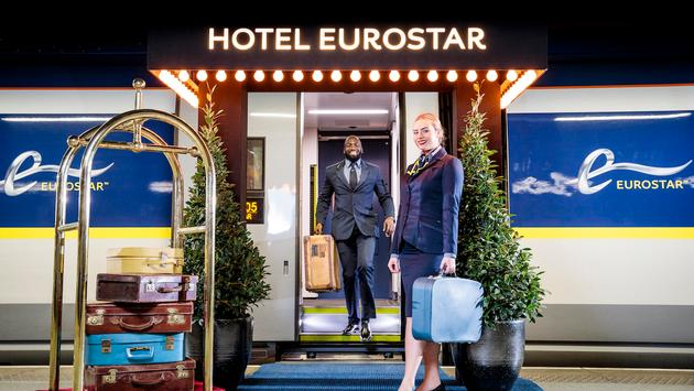 Eurostar Launches a Curated Hotel Collection