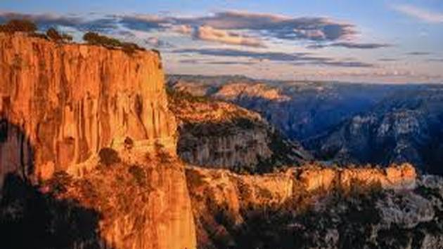 Las Barrancas del Cobre son más grandes que el Gran Cañón del Colorado. Foto de Visitmexico)
