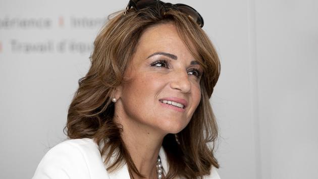 Michelle Muscat, wife of Malta's prime minister Joseph Muscat