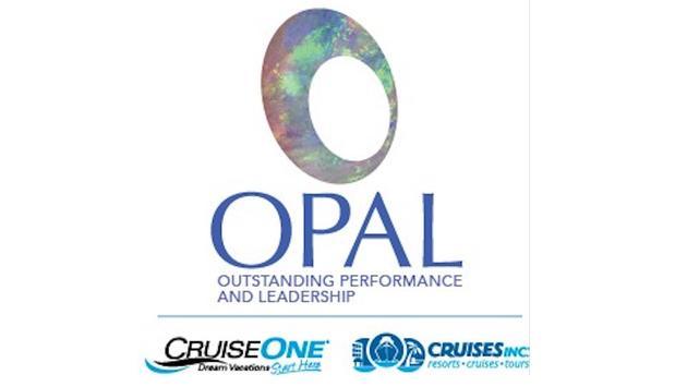 Dream Vacations/CruiseOne and Cruises Inc. Opal Award