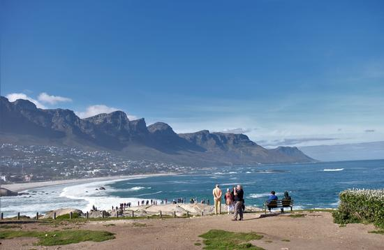 South African Coast, Cape Town