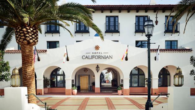 Hotel Californian San Diego