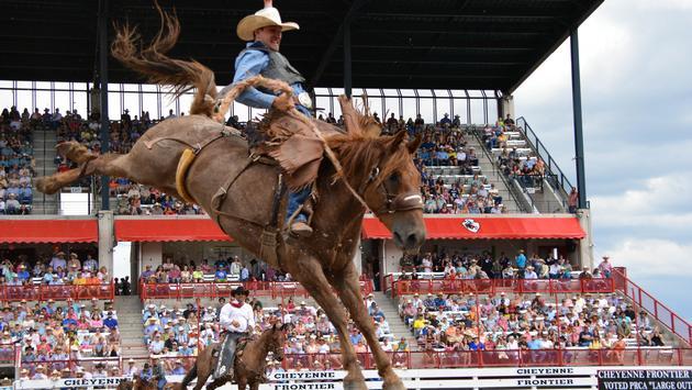Cheyenne Frontier Days, Wyoming, Summer Festivals