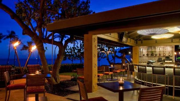 Japengo Restaurant Hyatt Maui