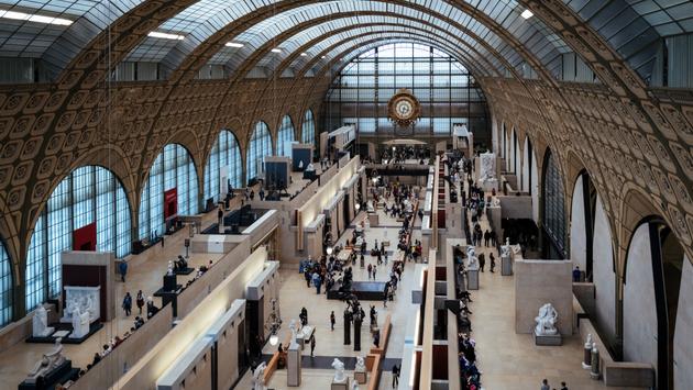 O Museu de Orsay