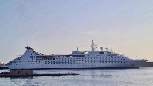 Windstar Cruises' Star Breeze