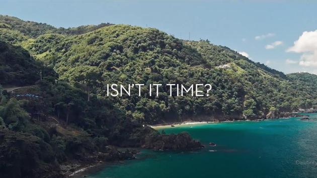 Celebrity Cruises new ad campaign