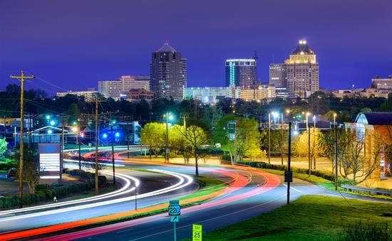 Greensboro North Carolina