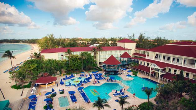 Breezes Resort & Spa Bahamas pool