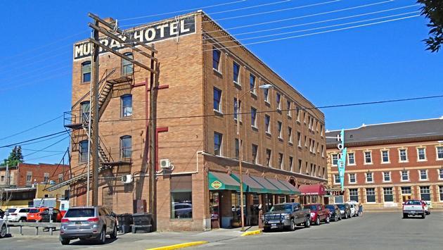 Livingston's Murray Hotel in Montana