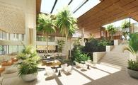 Live Aqua Beach Resort Punta Cana Lobby