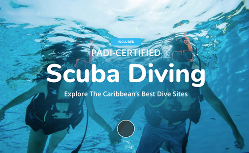 Daily Scuba Diving at Beaches Resorts