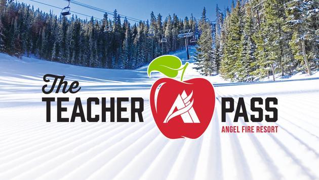 Teacher pass, skiing, teachers