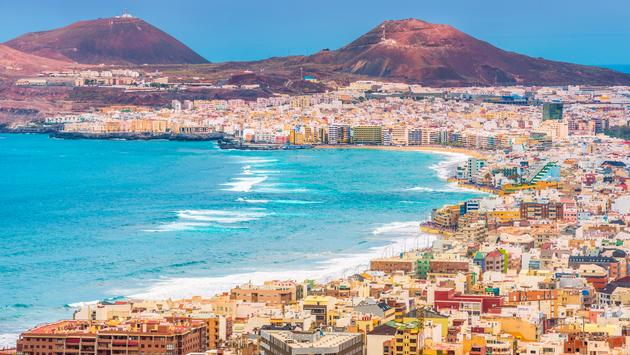 Las Palmas de Gran Canaria, Canary Islands