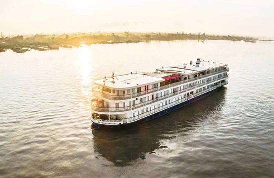 Rainforest Cruises, Mekong Navigator, cruises, vietnam, river