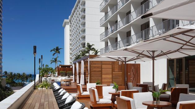 Alohilani Resort Waikiki Beach Longboard Club