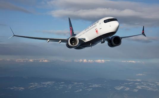 Boeing 737 Max 8, Air Canada