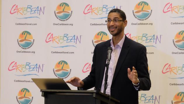 Colin Piper, CEO, Discover Dominica