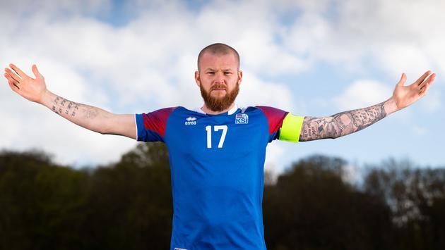 Soccer-themed Iceland stopover