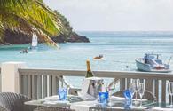 The Carlisle Bay resort on Antigua.