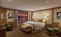 Seabourn signature suite