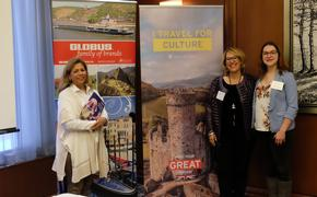Globus/VisitBritain Event in Toronto
