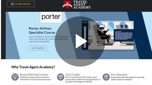 http://www.travelagentacademy.com/Course.aspx?f=porterairlines&p=index.html