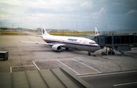 Malaysia, Airlines, plane