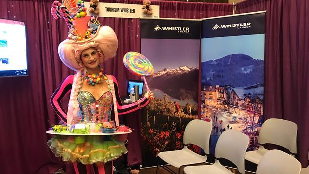 Whistler Tourism at Virtuoso Travel Week
