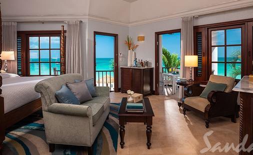 1 Free Night: Caribbean Honeymoon Beachfront Butler Suite