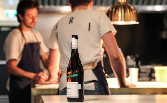 Restaurant Arvi: meilleur nouveau restaurant Air Canada