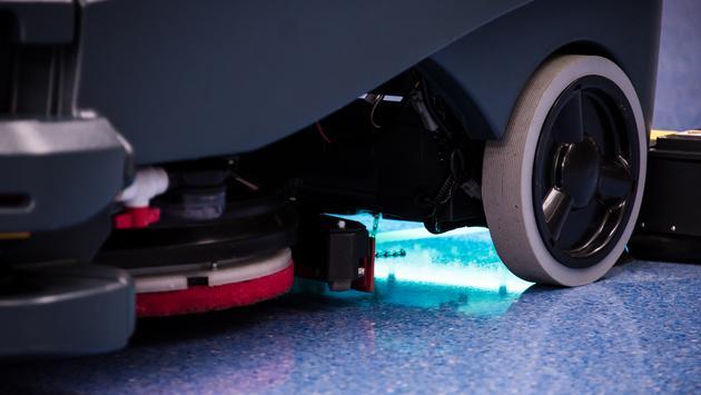 Carnegie Robotics is helping Pittsburgh International Airport bring UV germ-killing tech inside the terminal