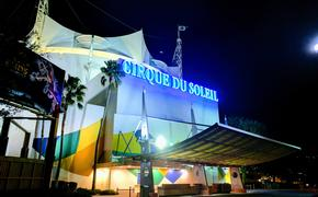 Cirque du Soleil at Walt Disney World Resort's Disney Springs