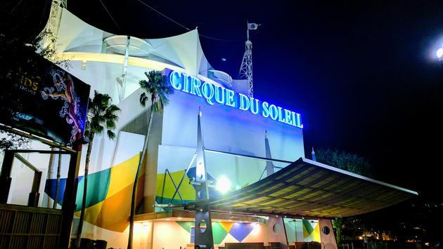 Cirque du Soleil at Walt Disney World Resort's Disney Springs