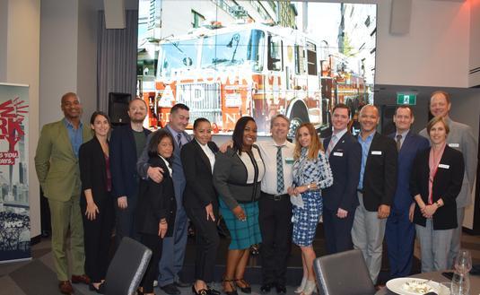 Délégation de NYC & Company à Montréal