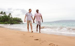 Maui LGBTQ couple